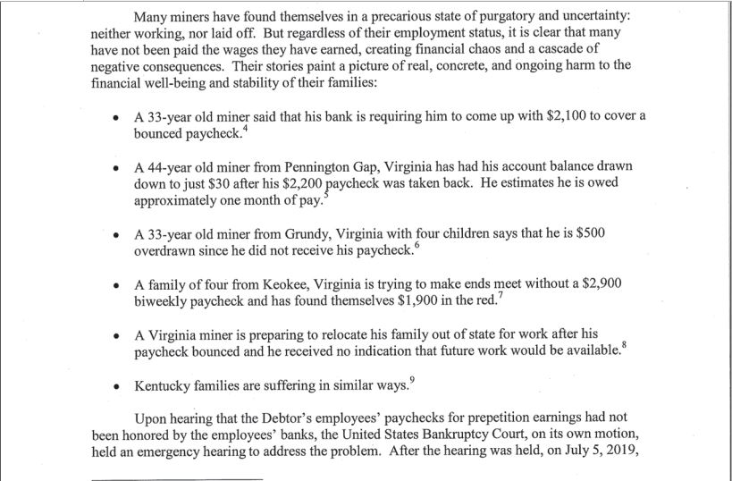 Attorneys General For Virginia & Kentucky Plead With Judge